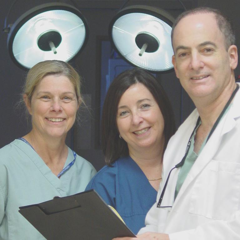 Dr. Kreidstein and Staff